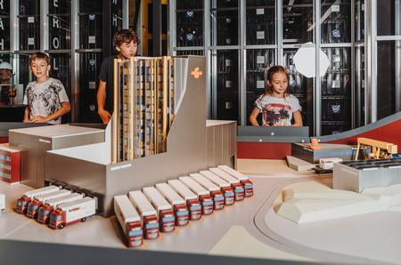 Ausstellung Verkehrshaus  der Schweiz | Event-Highlight SVTL
